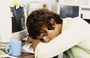 cansado de estudiar