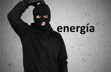ladron de energia