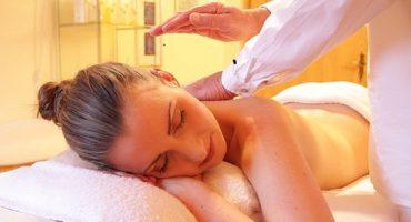 negocio de masaje