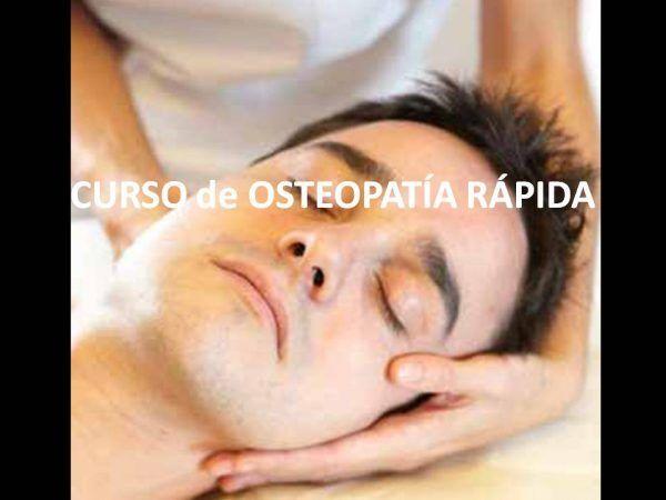 OSTEOPATIA RAPIDA-